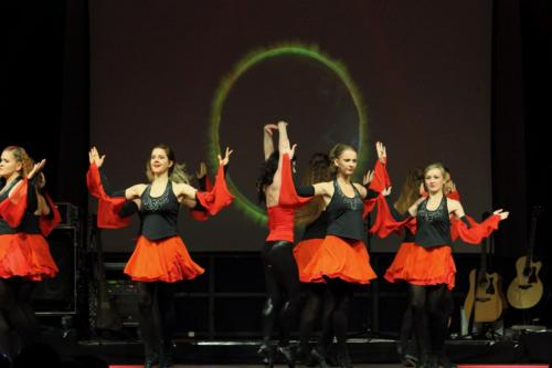 Irish Dance Show Elements